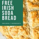 Gluten Free Irish Soda Bread Pin 2