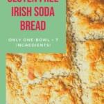 Gluten Free Irish Soda Bread Pin 4