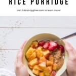Rice Porridge Recipe Pin 5