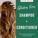 Gluten Free Shampoo and Conditioner Pin 3