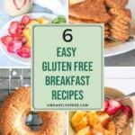 Gluten Free Breakfast Recipe PIN 3