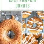 Gluten Free Pumpkin Donuts Pin 4