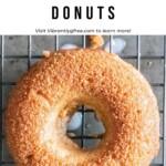 Gluten Free Pumpkin Donuts Pin 6