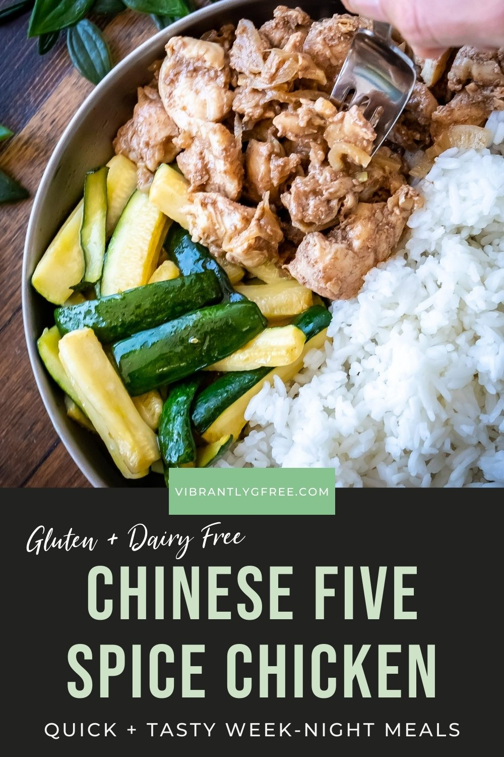Chinese Five Spice Chicken PIN 6