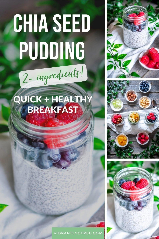 Chia Seed Pudding PIN 7