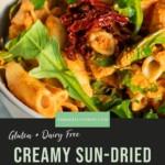 Creamy Sun-dried Tomato Pasta PIN 6