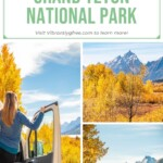 Best time to visit Grand Teton National Park PIN 1