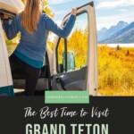 Best time to visit Grand Teton National Park PIN 3