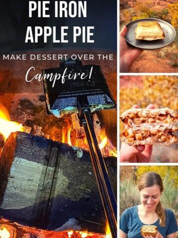 Pie Iron Apple Pie PIN 2