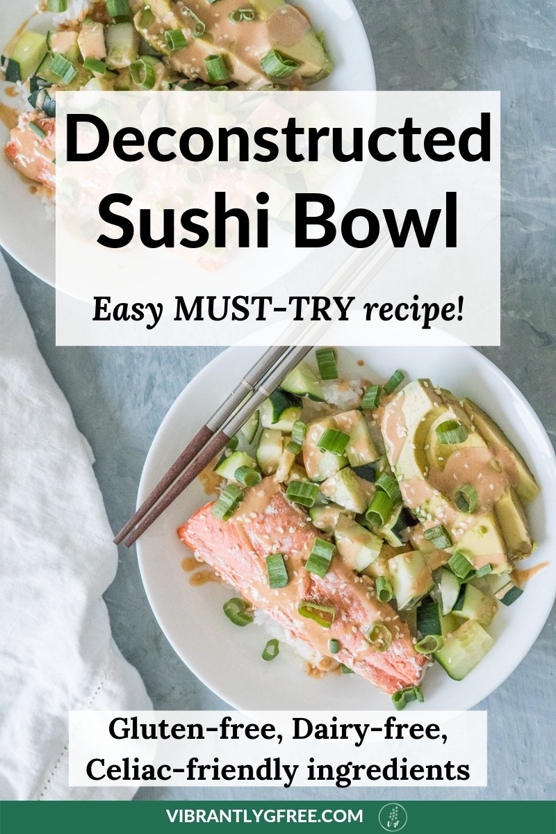 Deconstructed Sushi Bowl PIN 2